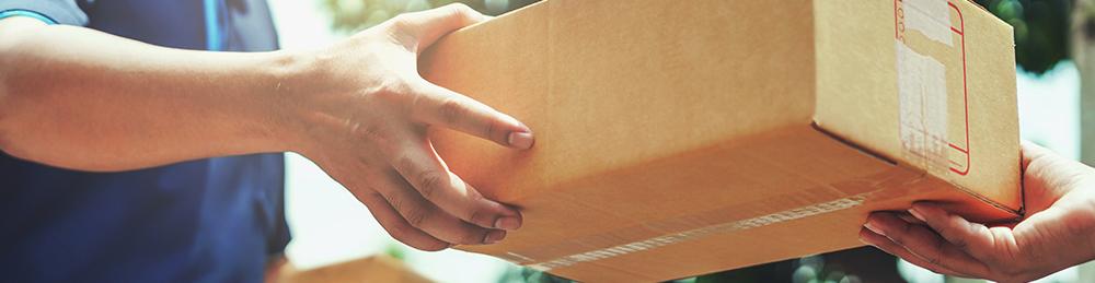 Richtig verpacken für den Versand